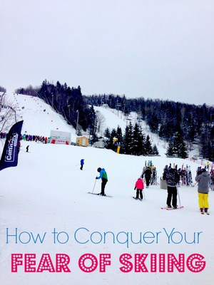 Tame your skiing fear