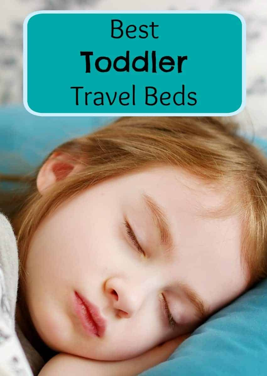 Make sure everyone gets a good night's sleep in their own space during family travel with these best toddler travel beds in every budget range!