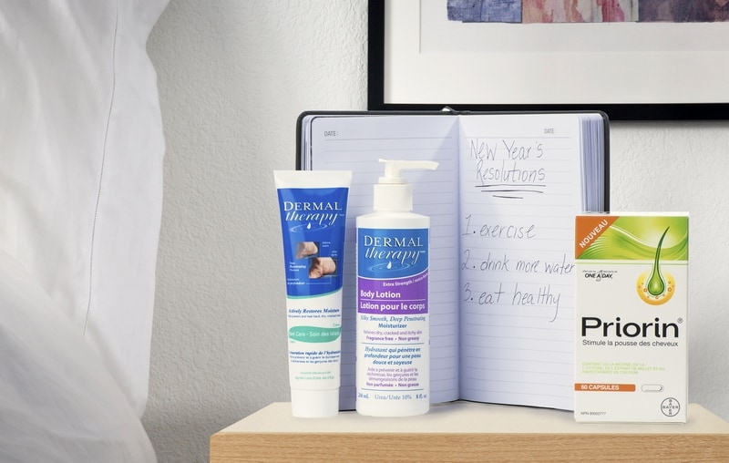 Celebrate the new year with a new health & beauty routine! Check out 5 easy tips to help you look and feel your best in 2017!
